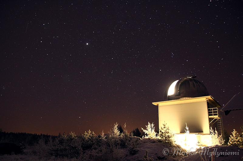 Sahannevan observatorio